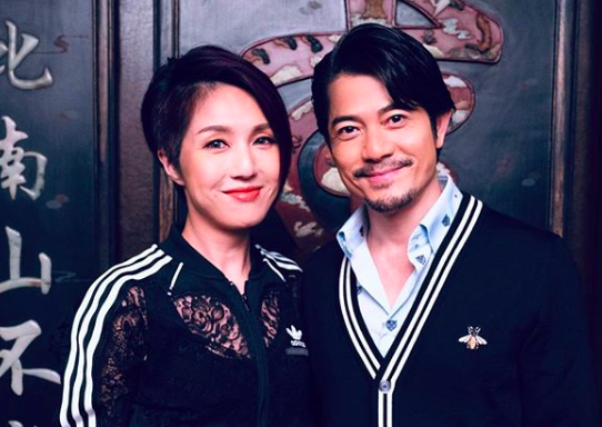 Aaron Kwok Rumored to be a Dad Again