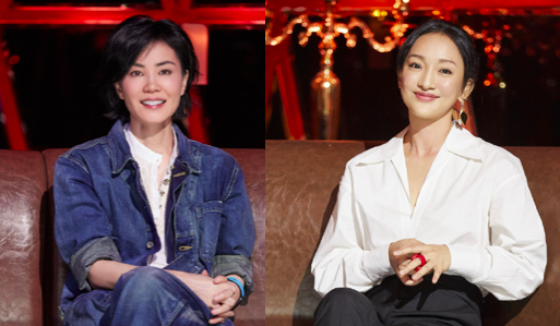"""Faye Wong and Zhou Xun Finally Reunited on Same Stage for Chinese Variety Show """"PhantaCity"""""""