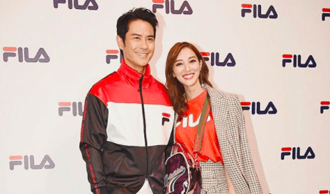 Kevin Cheng and Grace Chan Attend Milan Fashion Week as a Couple