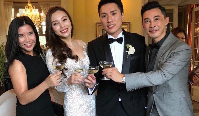 Oceane Zhu Husband