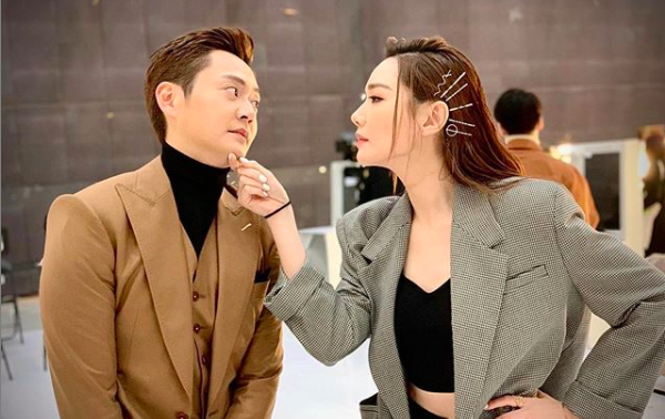 """Owen Cheung Teases Roxanne Tong's Weight as Flight Attendant in """"Airport Strikers"""""""