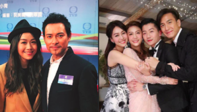 Jacqueline Wong Kenneth Ma Gabriel Harrison TVB Forensic Heroes IV Costume Fitting Wants to Get Married Quickly