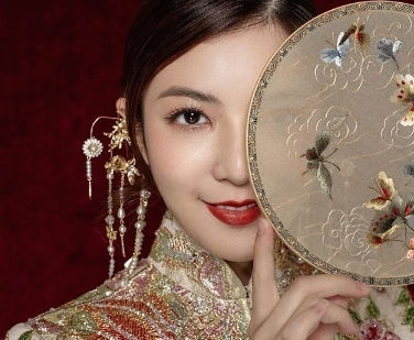 Phoebe Sin Ruco Chan Chinese Wedding Pictures