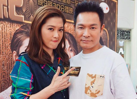"""Roger Kwok and Niki Chow Hit It Off Instantly During Filming for """"Another Era"""""""
