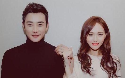 Tang Yan and Luo Jin