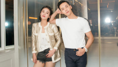 """William Chan and Sandra Ma Can't Keep Their Hands to Themselves in """"Age of Legends"""""""