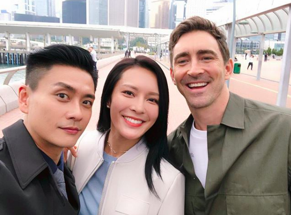 Bosco Wong Kelly Cheung Lee Pace Flying Tiger II