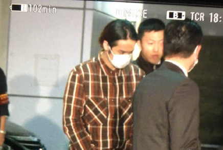 Jiang Jinfu Surrenders to Japanese Authorities for Assault