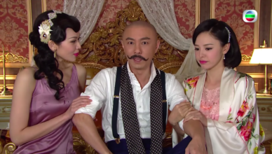 Dicky Cheung TVB The Learning Curve of a Warlord Bloopers