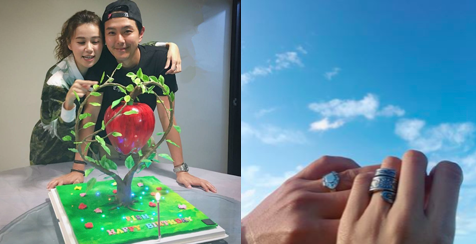 Edwin Siu and Priscilla Wong Registered Marriage in New Zealand Back in April
