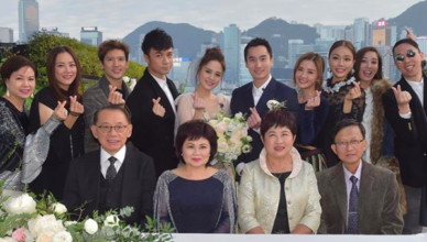 Gillian Chung and Michael Lai are Officially Married Instagram