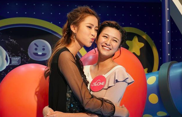 Tiffany Lau Kaman Kong Denies Being Forbidden by TVB from Dating Wu Fei