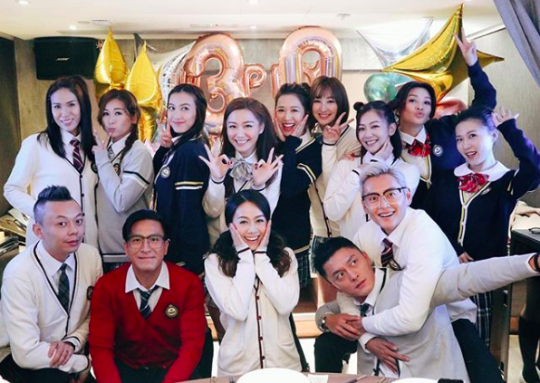Jacqueline Wong Celebrates Her 30th Birthday with a Uniform Themed Party
