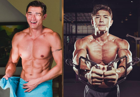"""Stefan Wong Wants to be the Hong Kong Version of """"The Rock"""""""