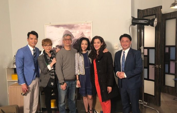 """Strawberry Yeung Comes Between Jack Hui and Mandy Lam in """"Come Home Love - Lo and Behold"""""""