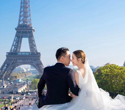 Jess Sum Secretly Tied the Knot in February