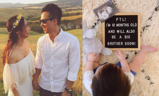 Kary Ng Announces Second Pregnancy