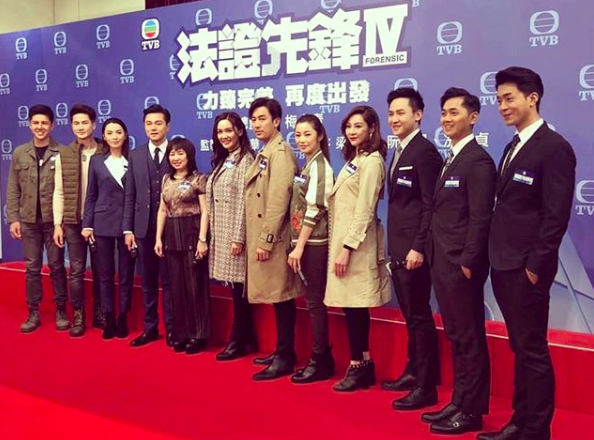 """""""Forensic Heroes IV"""" Postponed to Air in 2020, Raymond Wong Clears the Air about Jacqueline Wong"""