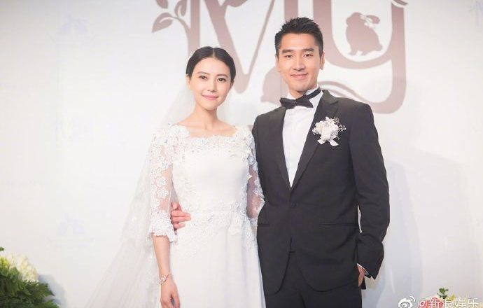 Mark Chao Announces Gao Yuanyuan Has Gaven Birth to a Baby Girl