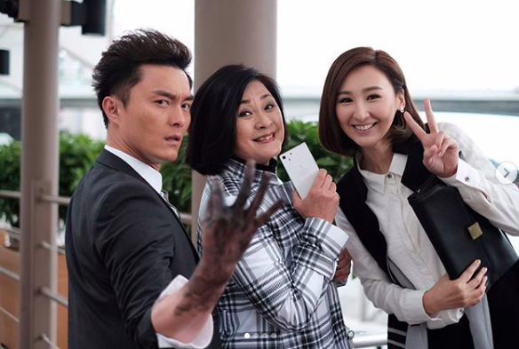 """Mat Yeung Only Has Eyes for Samm Ko Ling in """"My Commissioned Lover"""""""
