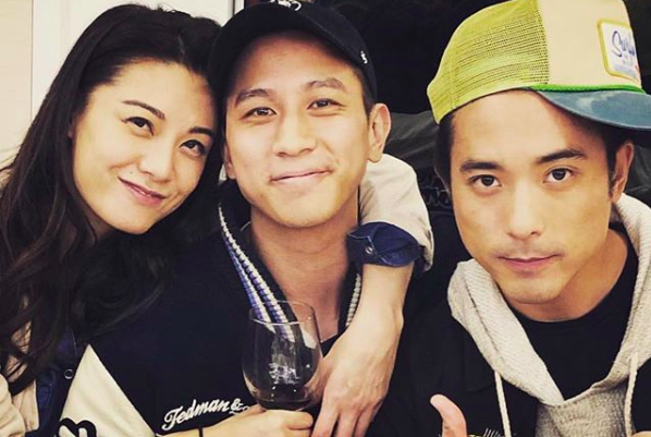Shaopin Tsui and Bernice Liu Got Along Well While Filming Till Death Do Us Part