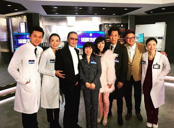 """TVB Doing Reshoots for """"Forensic Heroes IV"""" Due to """"OnSum Cheating"""" Scandal"""