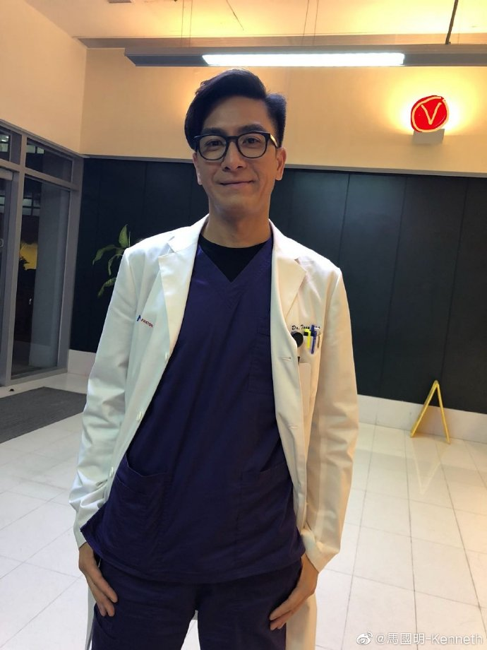 Kenneth Ma in Big White Duel
