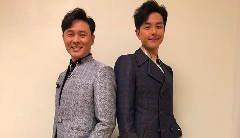 """Edwin Siu and Raymond Cho Will Have a Lot of Intimate Scenes in """"Amelia's Rhapsody"""" IG_06.03.19"""