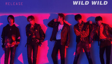 New C-Pop Boy Group, GOLDEN AGE Wants You to Make Them WILD WILD
