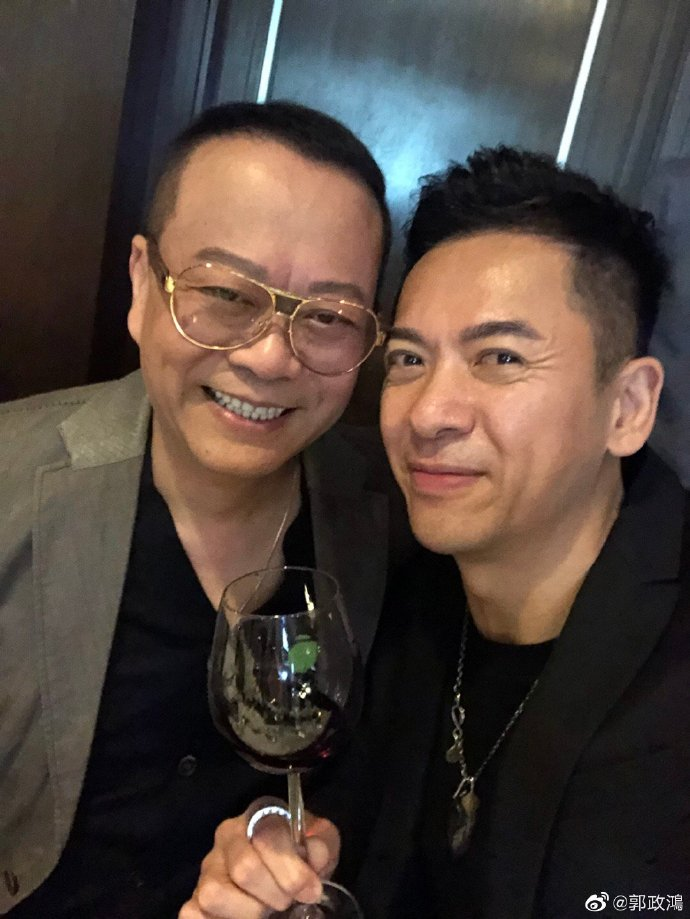 Toby Leung and Jonathan Secretly Married