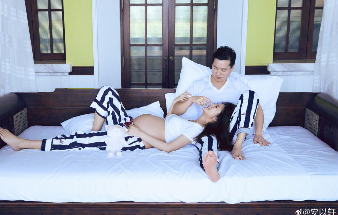 Ady An Welcomes Birth of Son