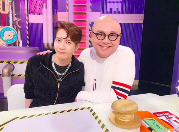 Bob Lam Reveals How His Advice From 14 Years Ago Helped Jackson Wang Become a Singer