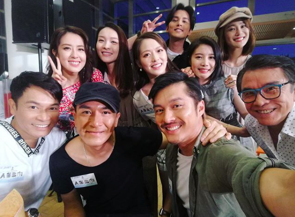 Kenneth Ma Wants Both Natalie Tong and Ali Lee