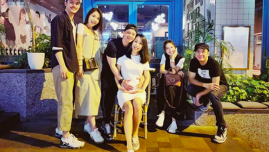 Kenneth Ma and Natalie Tong Tag Along as Third Couple in A Fistful of Stances Reunion