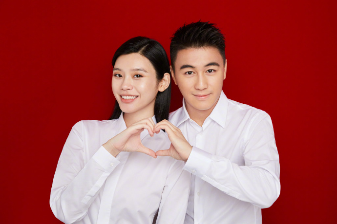 Mario Ho and Ming Xi are Officially Married