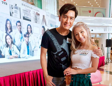 Netizens are Upset at Kenneth Ma's Kiss Scene with Kayee Tam in Her New Music Video
