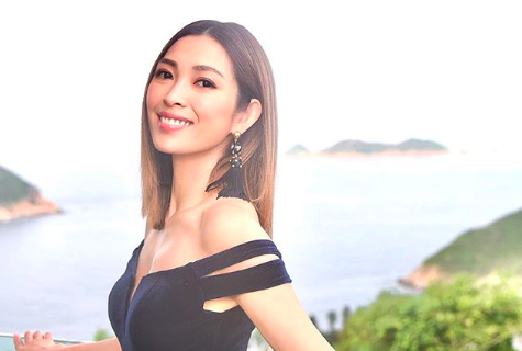 Sarah Song Leaves TVB After 12 Years