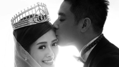 2011 Miss Hong Kong Second Runner Up, Whitney Hui, is Getting Married