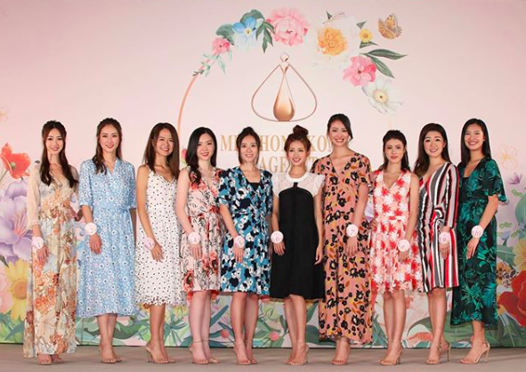 Five Contestants Eliminated Prior to 2019 Miss Hong Kong Pageant Finals