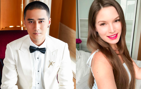 Jiang Jinfu Confesses Love for New Uruguayan Girlfriend on Chinese Valentine's Day