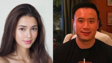 Patricia Good Hanging with Note Vises After Break Up with Peach Pachara