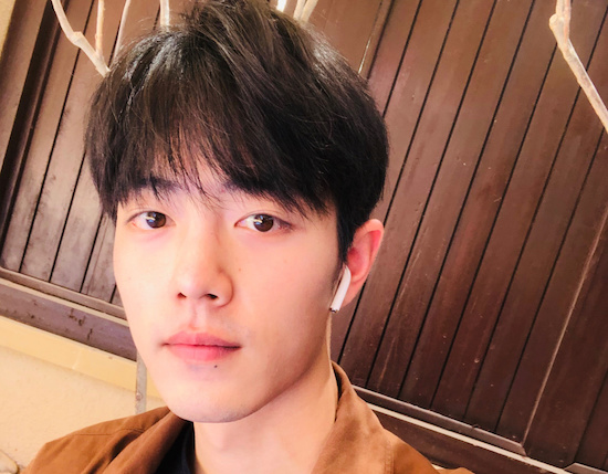 Xiao Zhan Trapped in Revolving Door by Fans
