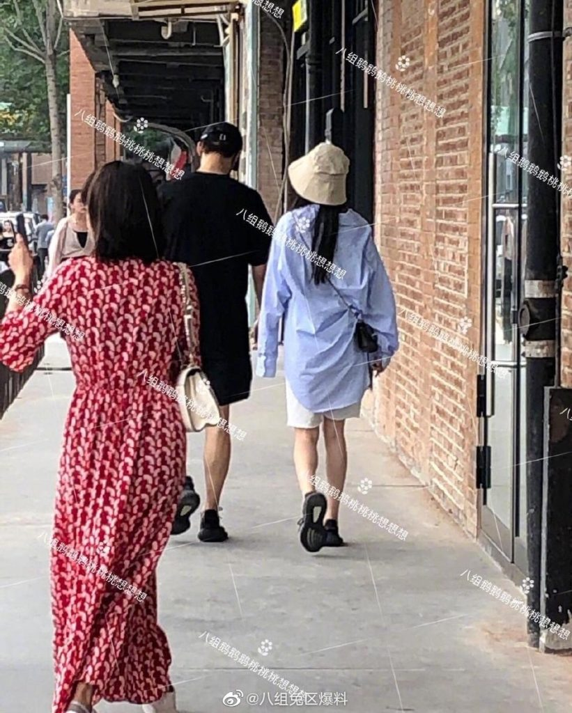 Yang Mi Dragged into Dating Rumors with Wei Daxun After Seen Hanging With Female Friend Resembling Her