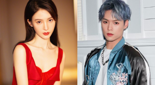 """Actress Jin Chen and Jeffrey Tung from """"Idol Producer"""" Rumored to be Dating"""