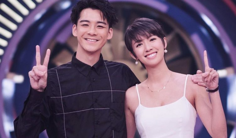 Dickson Yu Asks Fans if They Would Support Him and Sisley Choi Dating