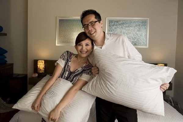Fish Leong Confirms Divorce with Husband, Tony Chao