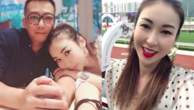 """Jacquelin Ch'ng Has Finally Found Her """"Mr. Right"""""""