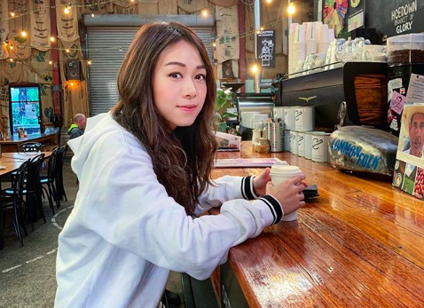 Jacqueline Wong Reportedly Quitting Showbiz to Become a Real Estate Agent