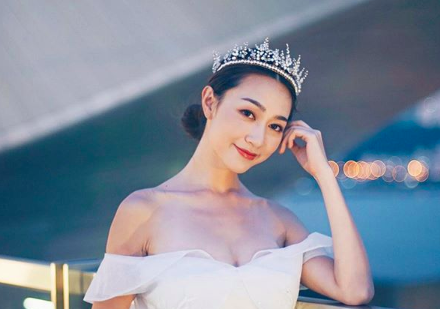 Miss Hong Kong 2019 Carmaney Wong Accused of Being a Third Party