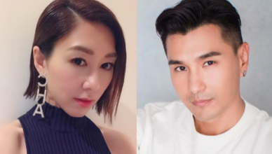 Nancy Wu Denies Turning Down Series Because Ruco Chan is the Male Lead